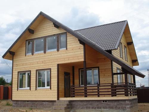 сравнение дома из бруса и каркасного дома
