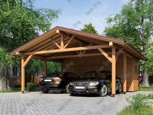 Уютный гараж своими руками