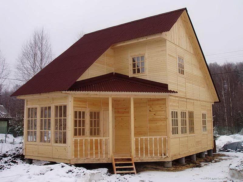Работа стройка домов из бруса вахта